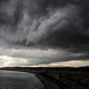 Vent, précipitations : sept départements du sud-est en alerte orange