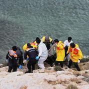 Méditerranée: les corps de sept migrants retrouvés près de Lampedusa