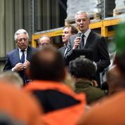 Ascoval: une commande de SNCF Réseau éclaircit l'horizon de l'usine six mois après sa reprise