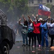 Face à la répression en cours, la France refuse de conseiller le Chili sur le maintien de l'ordre