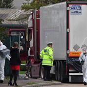 Des corps retrouvés dans un camion près de Londres rapatriés au Vietnam