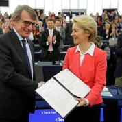 Von der Leyen obtient le feu vert du Parlement pour «un nouveau départ» de l'Europe