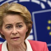 Von der Leyen, Michel, Sassoli et Lagarde se retrouvent dimanche à Bruxelles