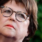 Municipales: Martine Aubry candidate à un 4e mandat à Lille