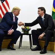 Donald Trump va taxer les importations d'acier et d'aluminium du Brésil et de l'Argentine