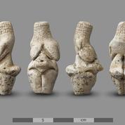 Une nouvelle «Vénus» paléolithique retrouvée sur le site de Renancourt
