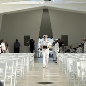 Les cendres d'un des derniers rescapés de Pearl Harbor immergées dans une épave