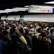 RATP: le trafic sera «extrêmement perturbé» mercredi 11 décembre