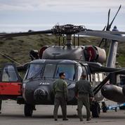 Chili: des restes des victimes retrouvés en mer après la disparition d'un avion militaire