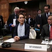 Pour Aung San Suu Kyi, il n'y a pas de génocide des Rohingyas