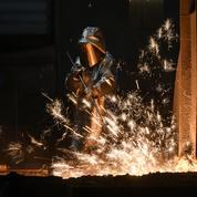 Allemagne: 646 millions d'euros d'amende contre trois aciéristes pour des ententes sur les prix