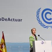 Greta Thunberg : à la COP25, «la science a été ignorée»