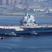La Chine met en service son deuxième porte-avions