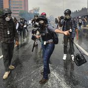 Moitié moins de journalistes tués dans le monde en 2019