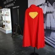 La première cape de Superman s'envole aux enchères à 200.000 dollars