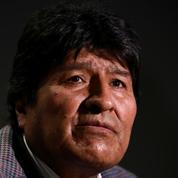 Bolivie: la justice lance un mandat d'arrêt contre l'ex-président Evo Morales