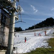 Douceur dans les Pyrénées: la moitié des stations de ski retardent leur ouverture