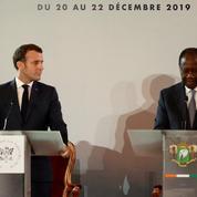 Macron et Ouattara enterrent le franc CFA