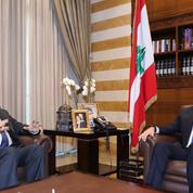 Liban: le nouveau premier ministre entame des consultations