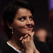 Najat Vallaud-Belkacem souhaite revenir dans le débat public
