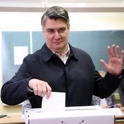 Présidentielle croate : duel au second tour entre la conservatrice sortante et le centre gauche