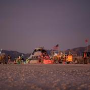 La capsule spatiale Starliner de Boeing de retour après une mission ratée