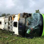 Accident d'autocar dans la Somme en novembre: mise en examen de la conductrice