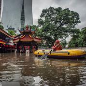Indonésie: des inondations font neuf morts à Jakatra