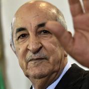 Algérie: la présidence annonce la composition du nouveau gouvernement