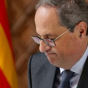 Espagne : la Commission électorale ordonne la destitution du président catalan