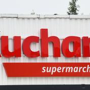 Possible suppression de 1000 emplois chez Auchan: les syndicats reçus lundi par la direction