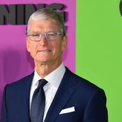 Le patron d'Apple a gagné moins d'argent en 2019