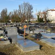 Nouvelle profanation d'un cimetière juif à Bayonne