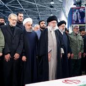L'Iran travaille sur treize scénarios pour venger la mort du général Soleimani