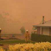 Australie : les militaires exhortent des habitants sous la menace des feux à évacuer
