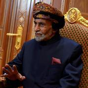 Décès du sultan d'Oman Qabous ben Saïd