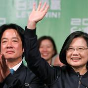 Tsai, la présidente anti-Pékin, triomphe à Taïwan