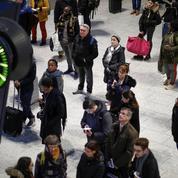 Réforme des retraites: le taux de grévistes à la SNCF au plus bas depuis le début de la mobilisation