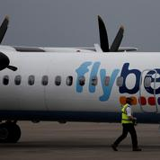 La compagnie aérienne Flybe au bord de la faillite, un an après son sauvetage