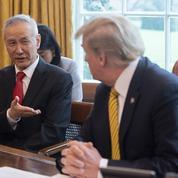La guerre commerciale entre Washington et Pékin fait chuter l'excédent chinois