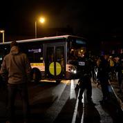À la RATP, les chauffeurs de bus non grévistes «à bout de nerfs»