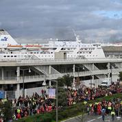 Réforme des retraites: les opérations «ports morts» inquiètent la chaîne logistique