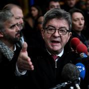 Retraites : Mélenchon veut déposer une motion de censure, la gauche lui dit non