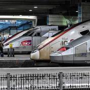 SNCF: le taux de grévistes remonte à 6%, un quart des conducteurs en grève