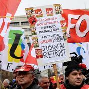 Réforme des retraites: nouvelle journée interprofessionnelle de mobilisation le 24 janvier
