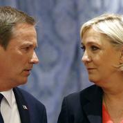 Présidentielle : Dupont-Aignan prédit une défaite de Le Pen en cas de duel face à Macron