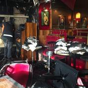La célèbre brasserie parisienne La Rotonde touchée par un incendie