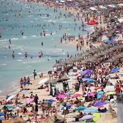 La croissance du nombre de touristes dans le monde a ralenti en 2019