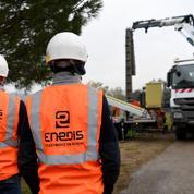 Deux syndicalistes agents d'Enedis en garde à vue après une coupure sauvage d'électricité en Dordogne