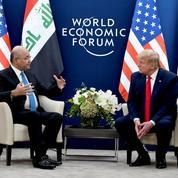 À Davos, Trump rencontre le président irakien pour la première fois depuis l'assassinat de Soleimani